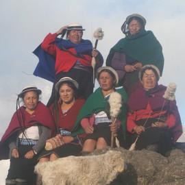 Un groupe de femmes de San Francisco.