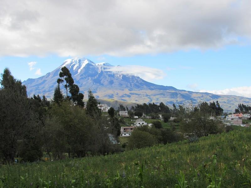 Le Chimborazo surplombe les villages locaux, on ne s'étonne pas qu'il ait été considéré comme un dieu.