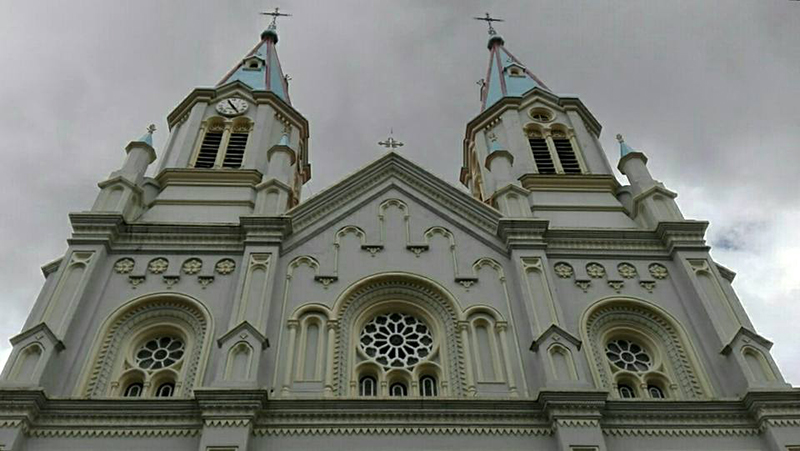 Iglesia San Alfonso, Cuenca..