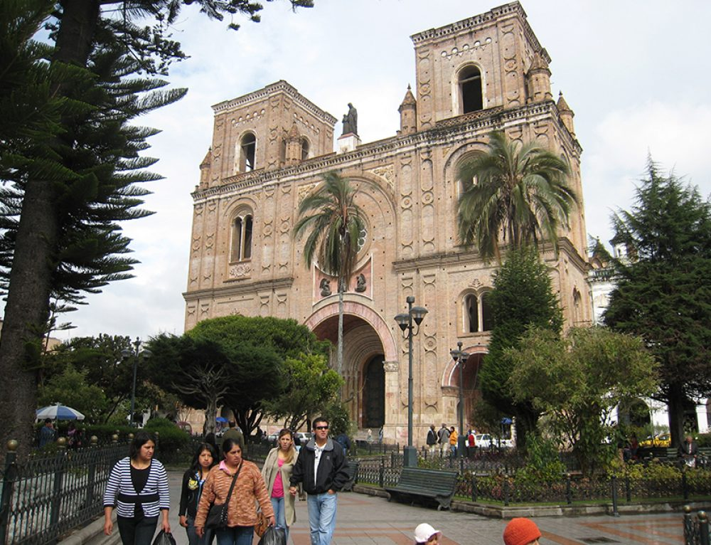 Partez à la découverte de l'Equateur avec nos volontaires N°3 : Cuenca