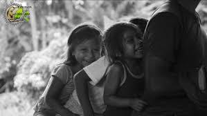 Photo d'enfants de la communauté