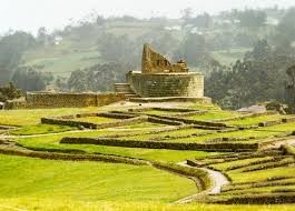 Photo des ruines d'Ingapirca