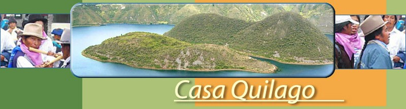 Logo de la Casa Quilago