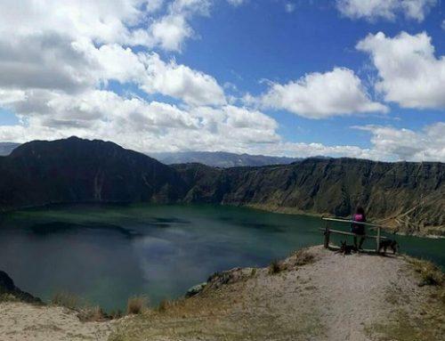Partez à la découverte de l'Equateur avec nos volontaires N°4 : Quilotoa