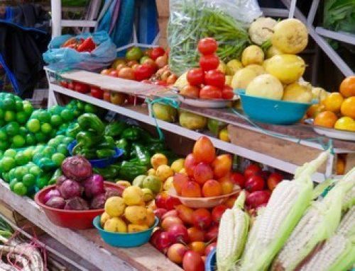 Les marchés de Riobamba #1