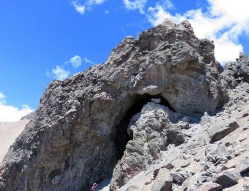 L'ascension du Templo Machay