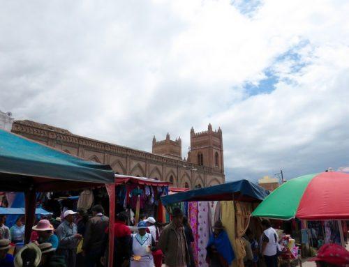 Les marchés de Riobamba #2