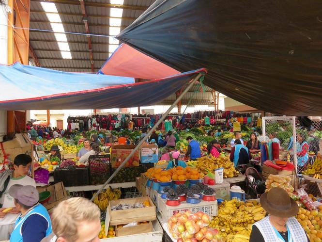 Photo du marché Santa Rosa