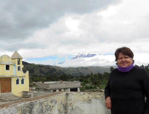 Yolanda, couturière au service des communautés